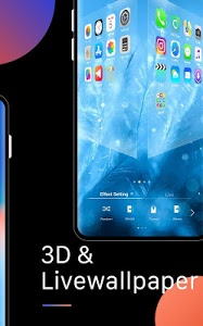 Download Stylish IOS Theme For Phone Xs Launcher 1.0.5 APK