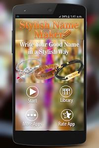 Download Stylish Name Maker 1.1 APK