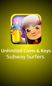 Download Subway Unlimited Keys&Tricks 1.2.0 APK