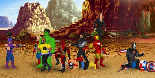 Download Super City (Superhero Sim) 1.172 APK