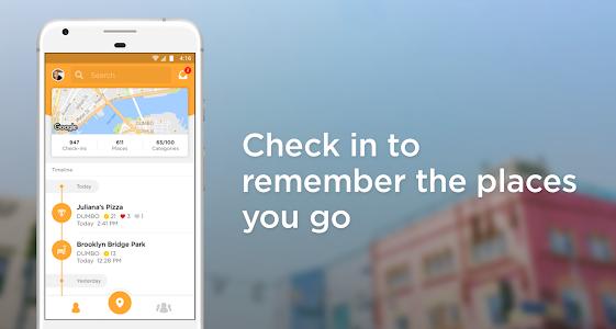 Download Foursquare Swarm: Check In  APK