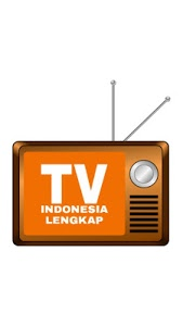 screenshot of TV Indonesia Lengkap version 2.8.5