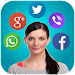 Download Talking Notification Girl 1.66 APK