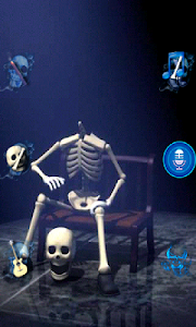 Download Talking Skeleton Deluxe 1.1 APK