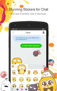 Download Flash Emoji Keyboard & Themes 1.0.1169.0929 APK