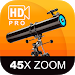 Download Telescope 45x HQ Img.Proc. Zoom Photo and Video 1.1.1 APK