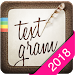 Download Textgram - write on photos  APK