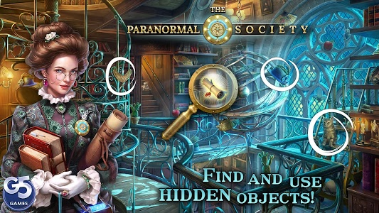 screenshot of The Paranormal Society: Hidden Adventure version 1.15.1100