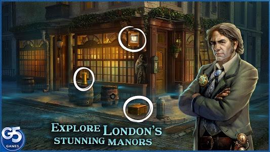 screenshot of The Paranormal Society™ version 1.3.202