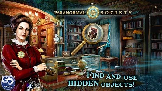 screenshot of The Paranormal Society: Hidden Adventure version 1.11.803