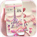 Download Paris Tower Theme Pink Love 1.1.8 APK