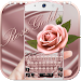 Download Theme Rose Gold for Keyboard 10001007 APK
