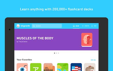Download Tinycards by Duolingo: Fun & Free Flashcards 1.0 APK