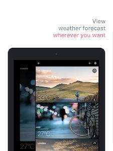 screenshot of Today Weather - Forecast, Radar & Severe Alert version 1.2.8-7.050718