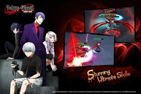 Download Tokyo Ghoul: Dark War 1.2.1 APK