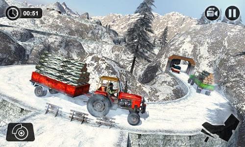 Download Tractor Cargo Transport Driver: Farming Simulator 1.0 APK