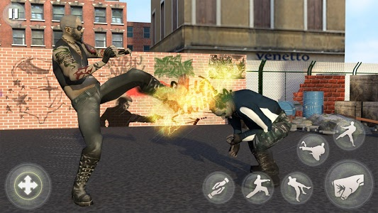 Download Gangster WWE Street Fighting 3.1 APK