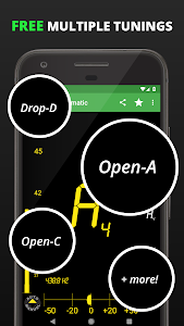 screenshot of Tuner - DaTuner version 3.89