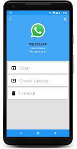 screenshot of UPDATE SOFTWARE PRO version 2.6.1
