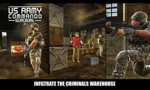 Download US Army Commando Survival - FPS Shooter 1.8 APK