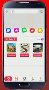 screenshot of Ultimate 9apps market plus tiPs 2K17 version 1.0.1