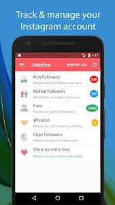 Download Unfollow for Instagram - Non followers & Fans 1.0 APK