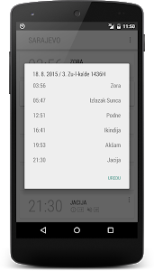 Download Vaktija.ba 1.1.9.1 APK