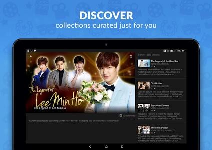 screenshot of Viki: Korean Drama, Movies & Asian TV version 4.20.2