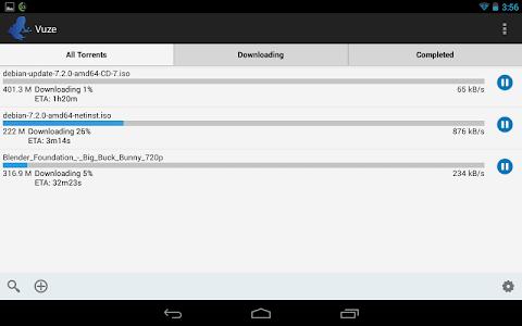Download Vuze Torrent Downloader 2.1 APK