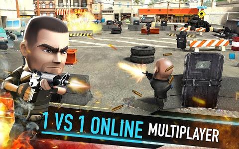 screenshot of WarFriends version 1.2.1