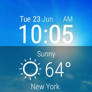 screenshot of Weather Live version 4.6