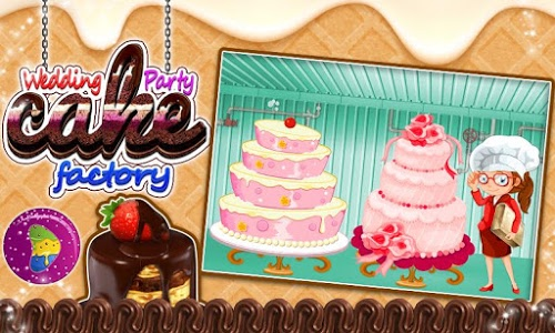 Download Wedding Party Cake Factory 1.0.2 APK