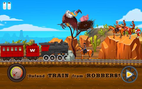 Download Fun Kids Train 3: Western Adventure 3.61 APK