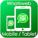 Download WhatsWeb 2.1 APK