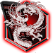 Download White Red Dragon Fire Theme 1.1.5 APK