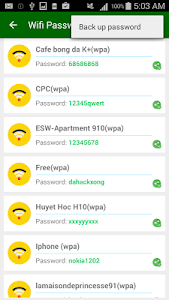 Download Wifi Password [Root] 2.8.3.1 APK
