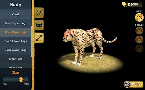 Download Wild Cheetah Sim 3D 2.0 APK