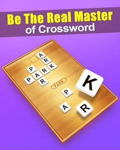 screenshot of Word Cross version 1.0.74
