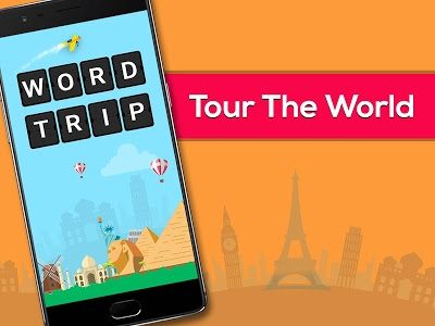 screenshot of Word Trip - Word Connect & word streak puzzle game version 1.16.0