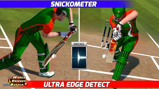 screenshot of World Cricket Battle version 1.2.8