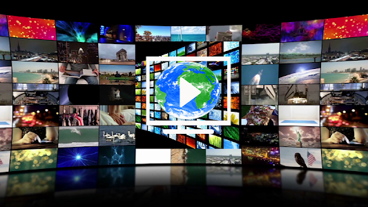 screenshot of World TV - List Channels Best version 3.0