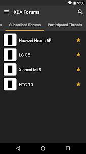 Download XDA 1.1.6b-play APK