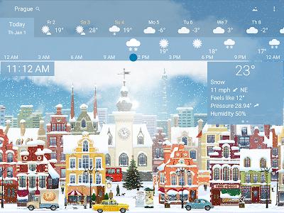 Download Awesome Weather - YoWindow 2.7.36 APK