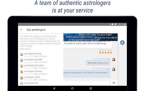 screenshot of Yodha My Astrology & Horoscope version 5.4.16