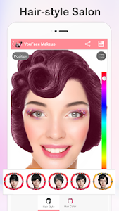 Download YouFace Makeup - Makeover Studio 2.2.0 APK