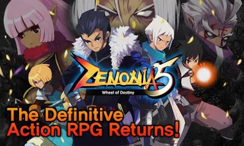 Download ZENONIA® 5 1.2.7 APK