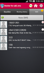 Download Block call and block SMS 2.29.3063.15 APK