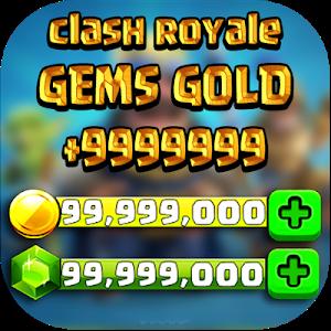 Download gems for clash royale prank 1.0 APK