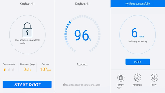 Download kingroot Pro 5.2 Simulator 1.0.0 APK