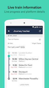 Download Trainline UK - The Leading Train and Bus app  APK
